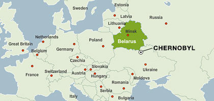 March 201`9 Convoy to Belarus